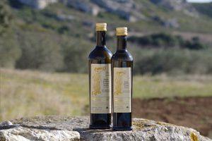 Aglandau Huile d'olive provençale fruité vert vierge extra Producteur local Mas Sénéguier